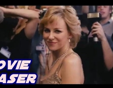Diana Official Movie Teaser 1 2013 HD Naomi Watts Movie