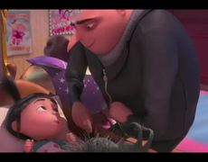 Despicable Me 2 Official Movie CLIP Never Get Older 2013 HD Steve Carell Movie