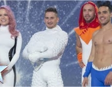 Britains Got Talent 2013 Freelusion the interactive dance superheroes SemiFinal 3
