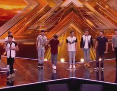 The X Factor UK 2014 Watch the first clip of the new X Factor Boyband Boot Camp Preview
