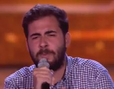 The X Factor UK 2014 Andrea Faustini sings I Didnt Know My Own Strength Boot Camp