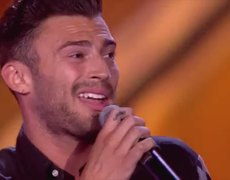The X Factor UK 2014 Jake Quickenden sings Christina Perris A Thousand Years Boot Camp