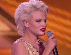 The X Factor UK 2014 Chloe Jasmine sings Backstreet Boys I Want It That Way Boot Camp