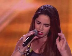The X Factor UK 2014 Chloe OGorman sings Whitneys I Didnt Know My Own Strength Boot Camp