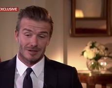David Beckham Retirement Announcement 16th May 2013