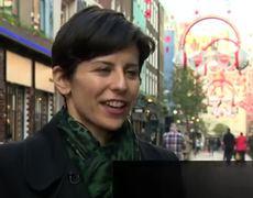 Black Friday shopping invades British stores