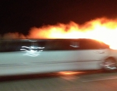 5 Women are Dead After the Limo Caught Fire near San Francisco