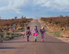 Tokio Hotel Girl Got A Gun Music Video HD
