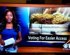 KTVA reporter drops the FBomb and just walks off