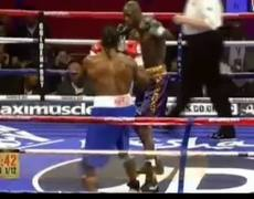 Audley Harrison vs Deontay Wilder Full Fight