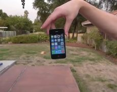 Testing the fall of many generations of iPhone