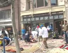 New Graphic Video Of Boston Marathon Explosion