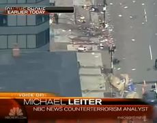 EXPLOSIONS Terrorist Attack at Boston Marathon