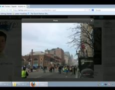 Two Explosions at Boston Marathon