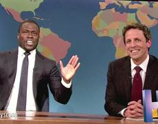 Kevin Hart Arrested For DUI
