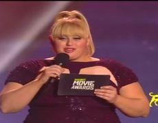 MTV MOVIE AWARDS 2013 Rebel Wilson Body Image