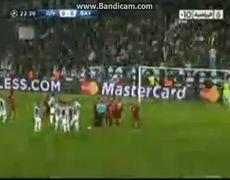 Juventus vs Bayern Munich 00 April 10 2013