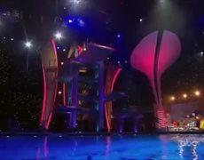 Splash Miss Alabama Jumps Off The High Dive