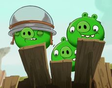 Angry Birds Toons Wheres My Crown Episode 2 Official Sneak Peek