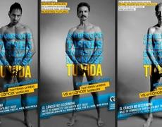 Bolas en Juego campaña contra el cáncer testicular