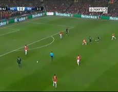 Ramos Own Goal 10 21 Manchester United vs Real Madrid