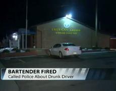 Bartender de Ohio despedido después de llamar a la Policía