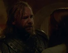Game Of Thrones S2 Deleted Scenes Sandor Clegane Sansa Stark and Tyrion Lannister
