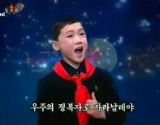 Polemic Song North Korea celebrates with track rocket launch