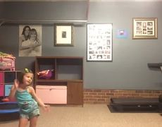 Daddy Daughter Dance to Shake It Off
