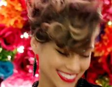 Alicia Keys Girl On Fire Official Music Video Japanese Version HD