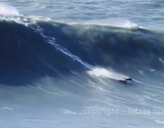 Champion Surfer Rides Terrifying World RecordBreaking Wave
