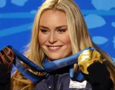 Rumors Lindsey Vonn Dating with Tiger Woods