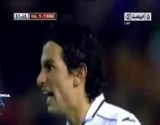 Real Madrid Vs Valencia 1 1 All Goals 23012013