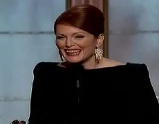 Golden Globes 2013 Julianne Moore WINS Best Actress TV Miniseries or Movie
