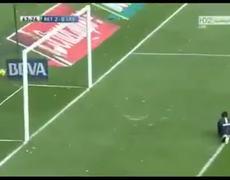 Real Betis vs Levante 2 0 RC Martin scored Goal 1312013