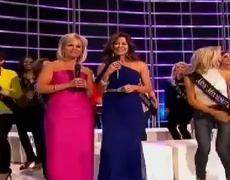 2013 MISS AMERICA EVENING WEAR Competition
