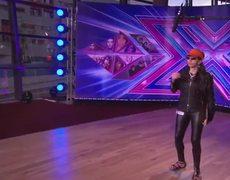 The X Factor UK 2014 Starlight sings her original song Discipline