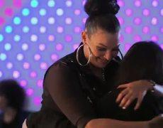 The X Factor UK 2014 Monica Michael sings original song Pretty Little Sister
