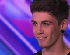 The X Factor UK 2014 Jake Sims sings Stevie Wonders Superstition