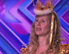 The X Factor UK 2014 Christina Brodie Room Audition