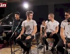 The Wanted I Found You Acoustic Biz Sessions