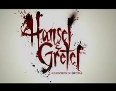 Hansel Y Gretel Cazadores De Brujas 3D Red Band Trailer 3 Oficial Sub Español Latino 2013 HD
