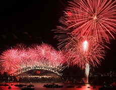 Sydney welcomes in the New Year with impressive fireworks display Full Firework Show