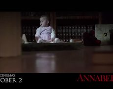 Annabelle Official Movie TV SPOT Discover The Secret 2014 HD Alfre Woodard Creepy Doll Horror Movie