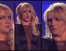 The X Factor USA 2012 Britney Spears Funny Faces