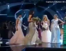 Miss Universe 2012 is USA Crowning Moment
