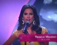 Miss Universe 2012 Top 16