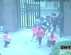 Assaulted children with a knife at a school in China
