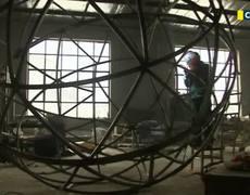 21 Mayan Apocalypse Chinese man builds Noahs Ark