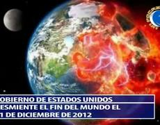 NASA says neither the December 21 2012 or any other day the world will end